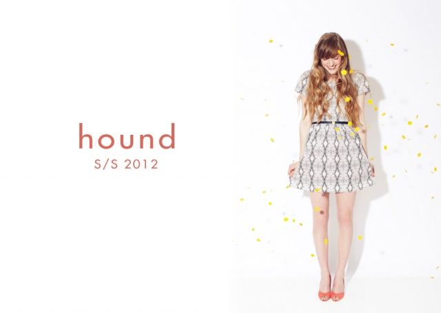 Hound spring/summer 2012 | Image courtesy of Hound