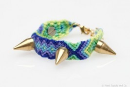 Stud friendship bracelet - thumbnail_2