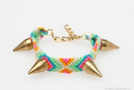 Stud friendship bracelet - thumbnail_3