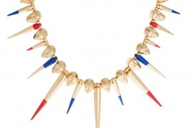 Skull and spike necklace - thumbnail_3