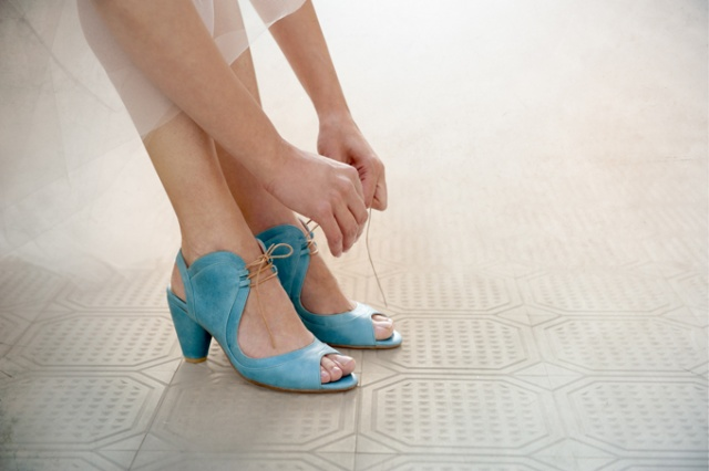 Liebling Shoes | Image courtesy of Oded Marom