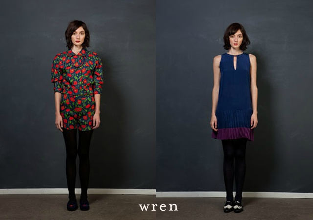 Wren fall/winter 2012 | Image courtesy of Wren