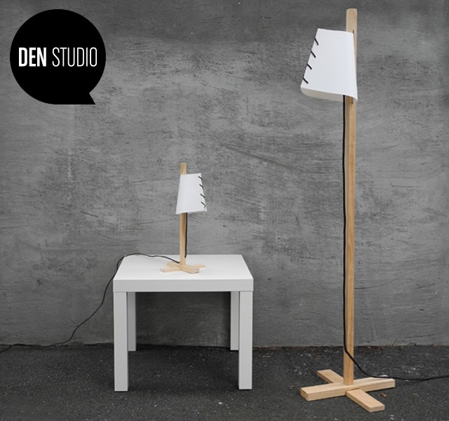 Koolah lamp collection | Image courtesy of Den Studio