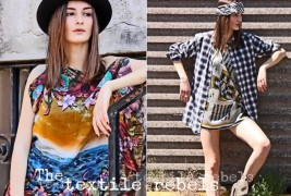The Textile Rebels spring/summer 2013 - thumbnail_1