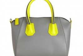 Grey and fluo bag - thumbnail_2