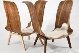 Wing chair - thumbnail_1