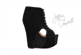 Jeffrey Campbell Roks Hi wedges