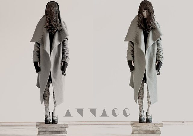 Anna Cichá collection N.00 | Image courtesy of Anna Cichá
