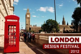 London Design Festival 2012