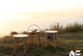 Headlands carrier stools - thumbnail_1