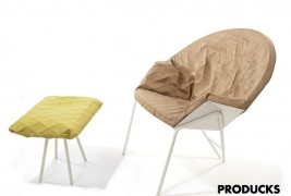 Poli lounge chair - thumbnail_1