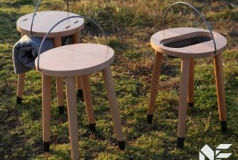 Headlands carrier stools - thumbnail_3