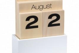Wood shuffle calendar - thumbnail_4
