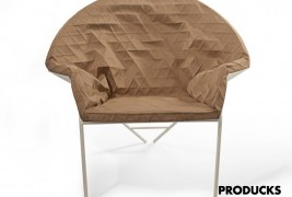 Poli lounge chair - thumbnail_5