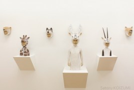 The Sculptural works of Satoru Koizumi