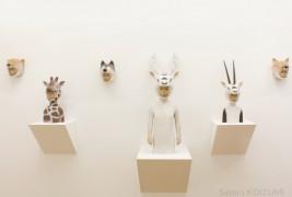Le opere scultoree di Satoru Koizumi - thumbnail_1