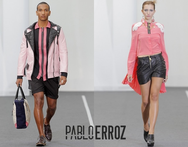 Pablo Erroz spring/summer 2013