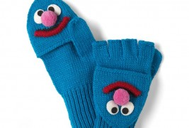 Muppets gloves