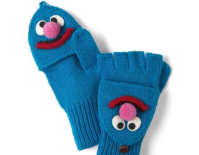 Guanti Muppets | Image courtesy of Modcloth