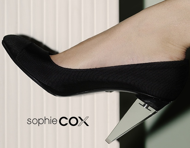 The Little Black Shoe | Image courtesy of Sophie Cox