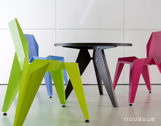 Edge chair | Image courtesy of Novague