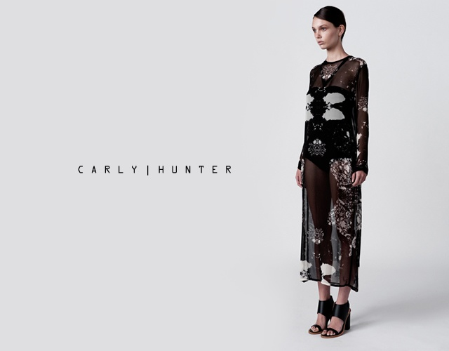 Carly Hunter spring/summer 2013