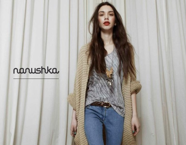 Nanushka fall/winter 2012 | Image courtesy of Nanushka