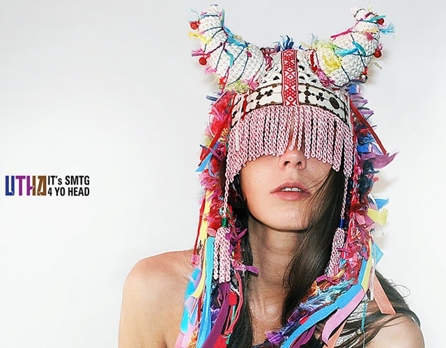 Utha tribal hats | Image courtesy of UTHats