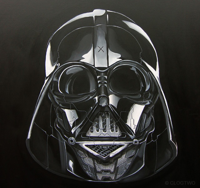 The Dark Side by CLOGTWO | Image courtesy of CLOGTWO