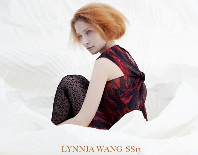 Lynnja Wang primavera/estate 2013