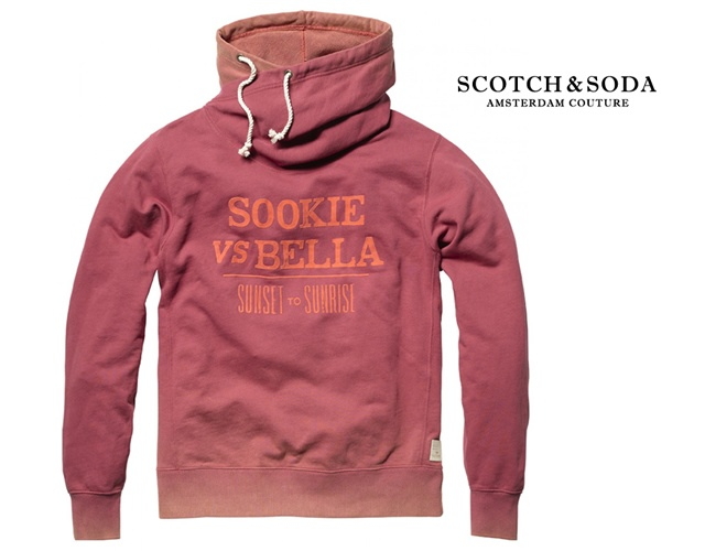 Felpa Vampire by Scotch&Soda