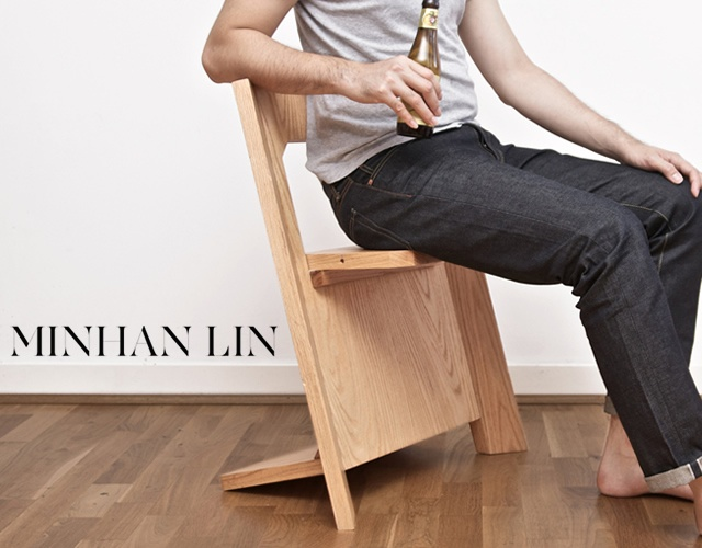 Semi chair | Image courtesy of MinHan LIN