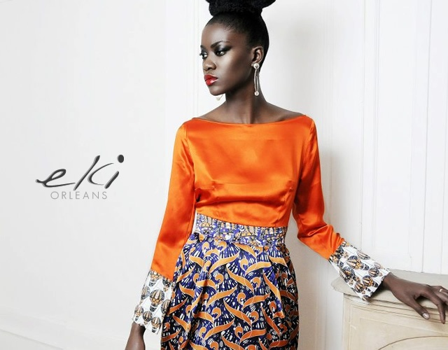 Eki Orleans fall/winter 2012 | Image courtesy of Eki Orleans