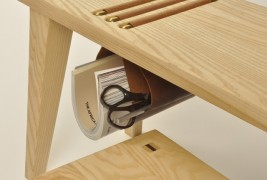 Cow and Calf: desk and stool - thumbnail_2