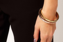 Engraved bangle set - thumbnail_2