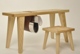 Cow and Calf: desk and stool - thumbnail_3