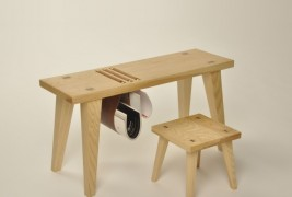 Cow and Calf: desk and stool - thumbnail_4