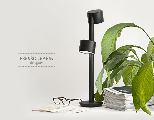 For Two lamp | Image courtesy of Ferreol Babin