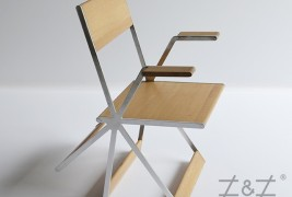 Tripatte chair