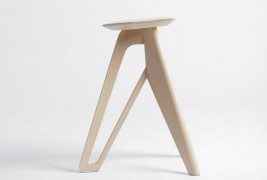 Tripod stool by Eunjin Jung - thumbnail_1
