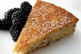 Italian hazelnut cake