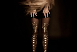 Metallic Tights - thumbnail_4