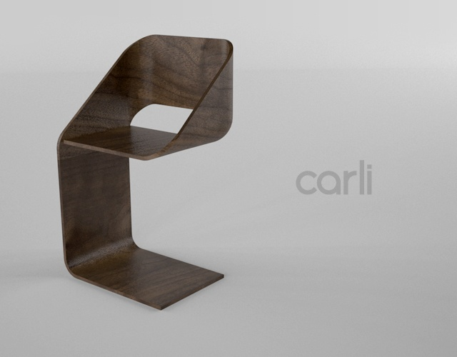 Loop chair | Image courtesy of Brian Carli