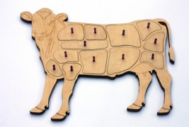 Cutting Meat by Angeli Patel - thumbnail_2