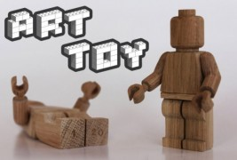 Omino Lego in legno - thumbnail_3