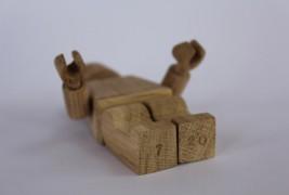 Omino Lego in legno - thumbnail_4
