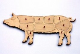 Cutting Meat by Angeli Patel - thumbnail_4