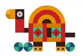 Geometric animals - thumbnail_5