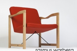 Easy chair by Rasmus Warberg - thumbnail_5