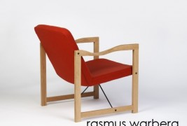 Easy chair by Rasmus Warberg - thumbnail_6